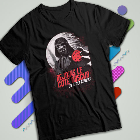 eca825d6b Come To The Dark Side We Have Cookies Men'S T Shirt