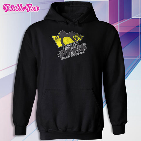 dad9639630e2b Lets Go Pens Stanley Cup Champions Steelers Pirates Pittsburgh Penguins  Women S Hoodie