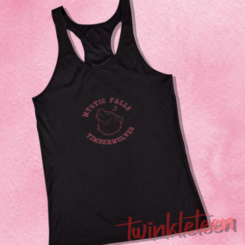 010970f3 Salvatore 17 Mystic Falls The Vampire 2 Women'S Tank Top