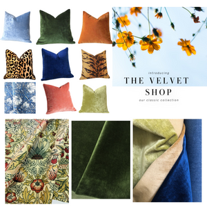 Our selection of Fine velvet products