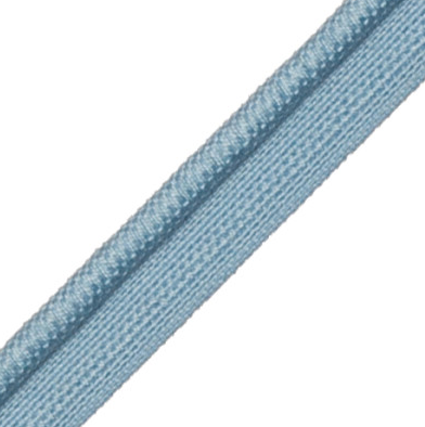 "French 1/4"" Piping - Annabel Bleu"