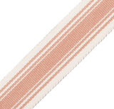 Italian Striped Cotton Tape: Available in 12 Colors - Annabel Bleu