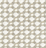 Schumacher Fabric by the yard: BETWIXT, Stone - Annabel Bleu