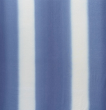 Catalina: Ombré Striped Schumacher Upholstery fabric by the yard - Annabel Bleu