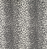 Schumacher Fabric by the yard: Iconic Leopard, Graphite - Annabel Bleu