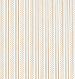Schumacher Fabric by the yard: Jack Stripe, Sand - Annabel Bleu