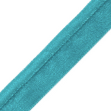 35 Color Options: Swiss Velvet Piping by the Yard - Annabel Bleu