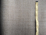 7 yards Beige Grey Upholstery / Greige fabric / Greige Decor Fabric / Natural Linen / Thick Grey Beige Fabric / Flax Linen - Annabel Bleu