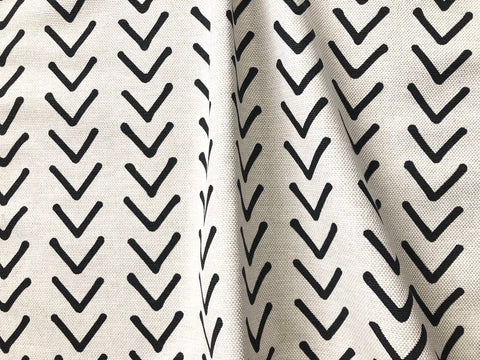 Mudcloth Upholstery Fabric By The Yard Home Decor Fabric Cotton