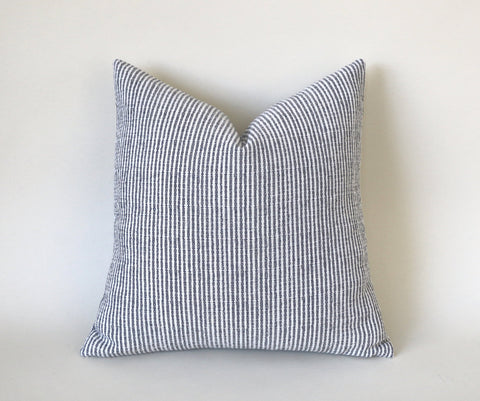 Grey Decorative Pillow / 10 Sizes / Hemp Throw Pillow Cover / Hmong Pillows / Couch Pillow Covers - Annabel Bleu
