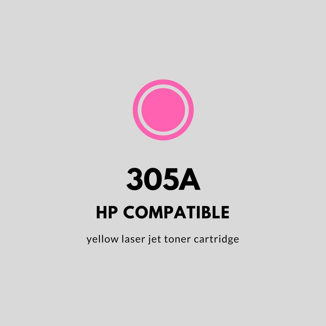 HP 305A | Compatible | Magenta Laser Jet Toner Cartridge