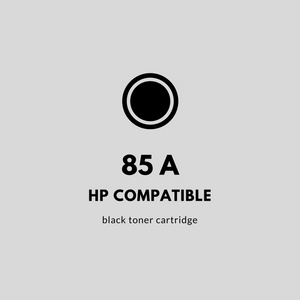 HP 85A (CE285A) Compatible | Black Laser Toner Cartridge