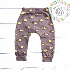 King of all wild things Harem pants