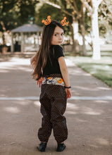 Load image into Gallery viewer, Halloween high waisted pants