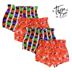 Halloween High waisted Shorties