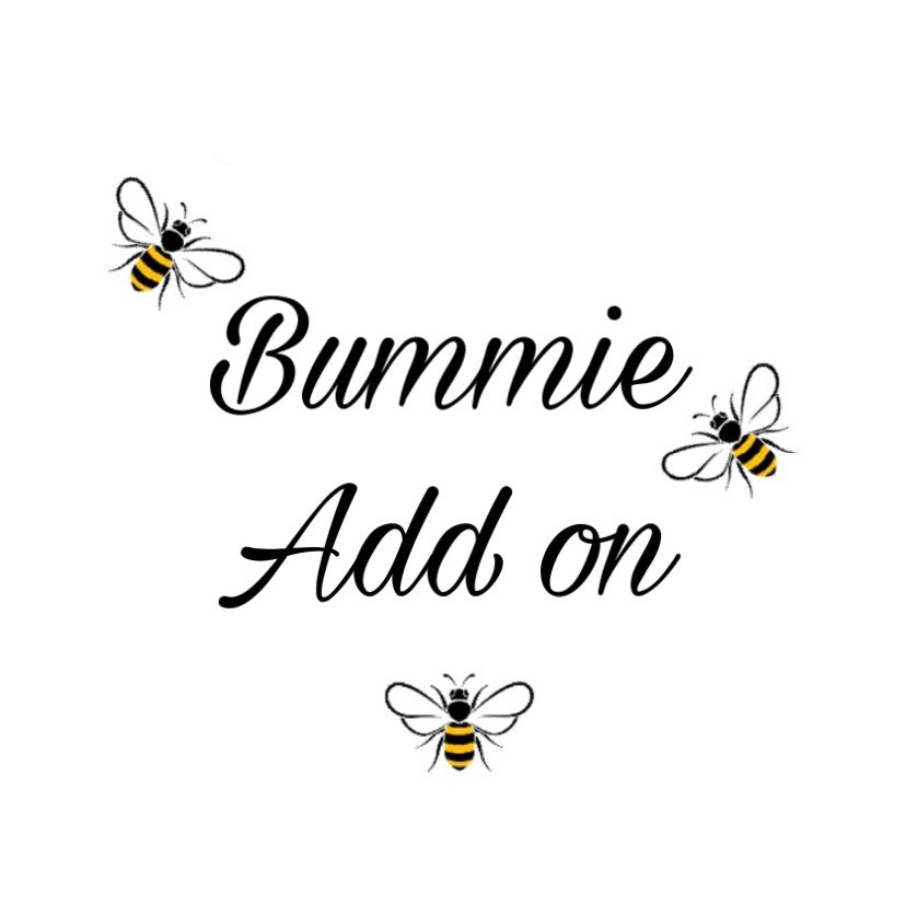 Skirted Bummie add on