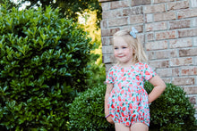 Load image into Gallery viewer, Strawberry Cora Romper