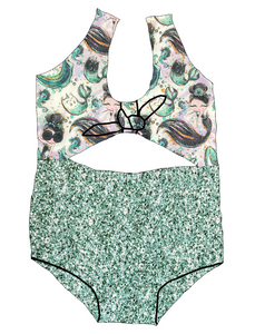 Skylar swim (your choice of print)