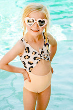 Load image into Gallery viewer, Sunny Day leopard Skylar swim