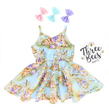 Load image into Gallery viewer, Vintage Easter Lola dress
