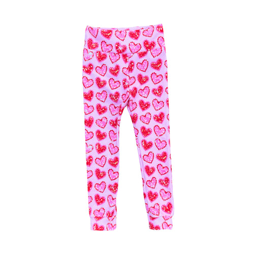 Valentine's leggings