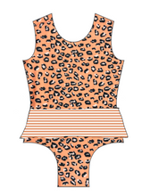 Load image into Gallery viewer, One piece Swim (your choice print)