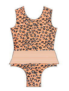 One piece Swim (your choice print)