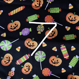 Halloween high waisted pants
