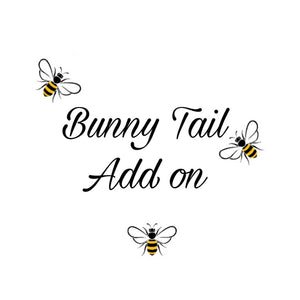 Bunny tail add on