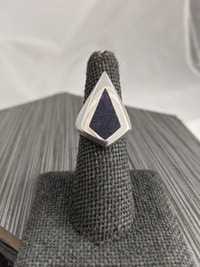 Sagenite Tiffany Stone Inlay Ring