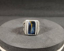Load image into Gallery viewer, Pietersite Men's Ring
