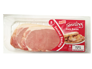 3a. Danish Sizzling Back Bacon
