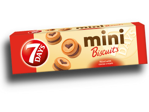 7 Days Mini Biscuits