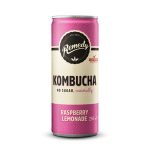 1aaa[OFFER 20%] Remedy Kombucha Cans