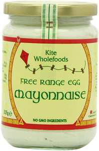 Kite Wholefoods Free Range Mayonnaise