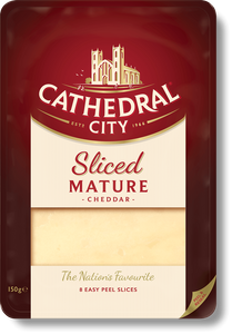 1b. Cathedral City Sliced Cheddar