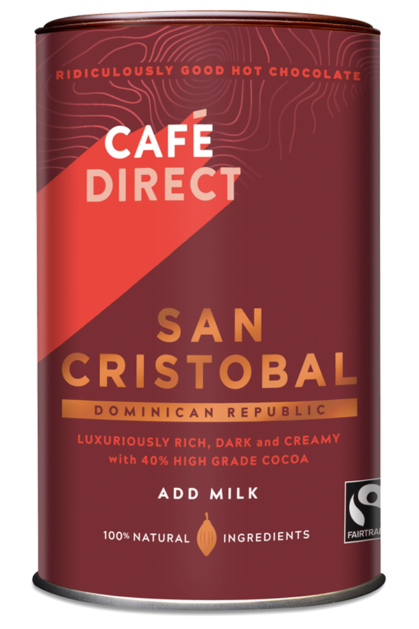 9a. Cafe Direct Drinking Chocolate