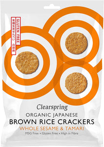 7b. Clearspring Organic Authentic Crackers