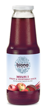 7a. Biona Organic Pressed Fruit Juice