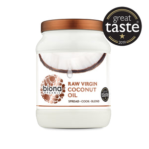 9d. Biona Organic Raw Virgin Coconut Oil