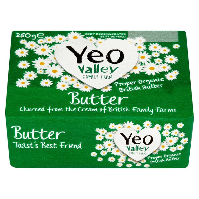 1a. Yeo Valley Organic Butter