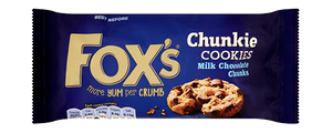 8c. Fox's Chunkie Cookies