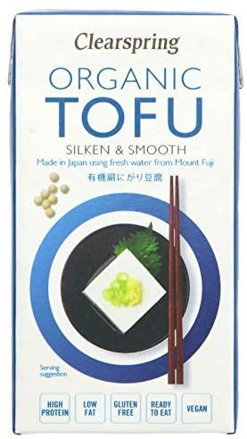 9c. Clearspring Organic Japanese Tofu Ambient