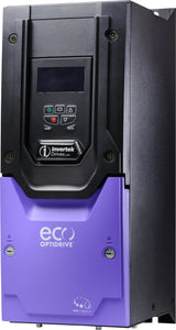 ECO IP66 18.5kW, 3Ph. Input, 3Ph. Output, 380-480V, EMC Filter, TFT Display