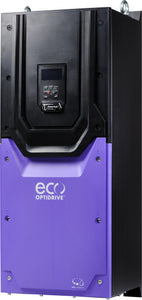 ECO IP55 75kW, 3Ph. Input, 3Ph. Output, 380-480V, EMC Filter, OLED Display