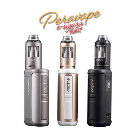 Speeder 200W - Aspire TC Elektronik Sigara Kit