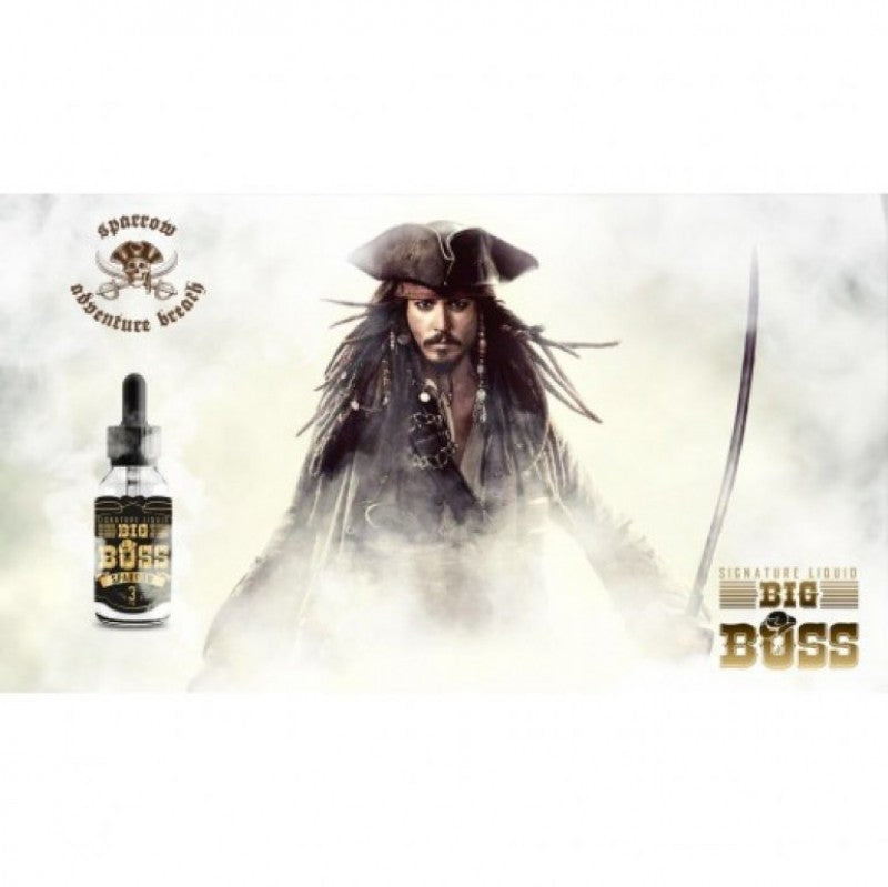 Big Boss - Sparrow 30 Ml