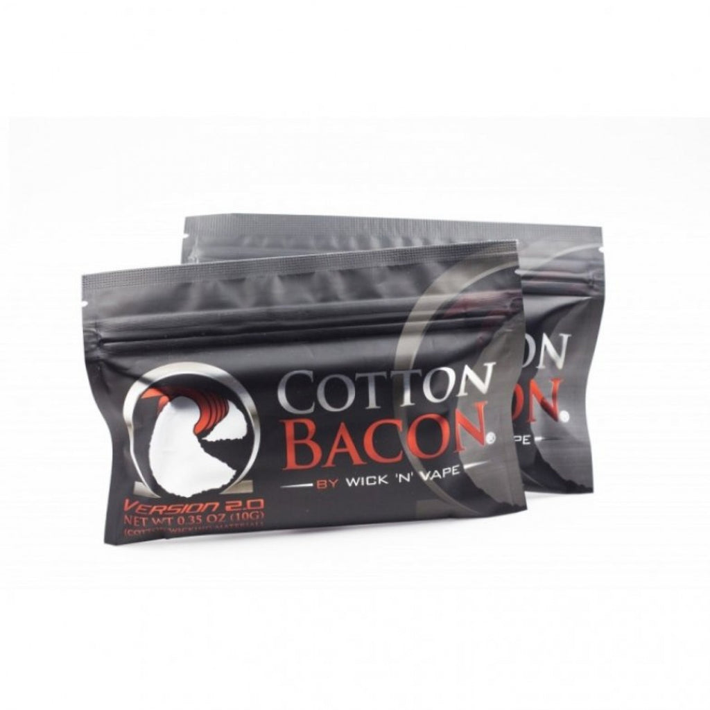 Cotton Bacon Vape Premium 10 Yaprak Pamuk