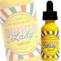 Dinner Lady Lemon Tart 60 Ml Premium Likit