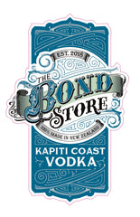 The Bond Store Kapiti Coast Vodka